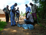 Water quality monitoring in Lichinga and Angoche